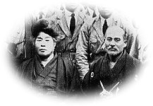 出口王仁三郎と合気道の創始者・植芝盛平